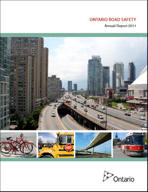 Ontario Road Safety Annual Report - 2011
