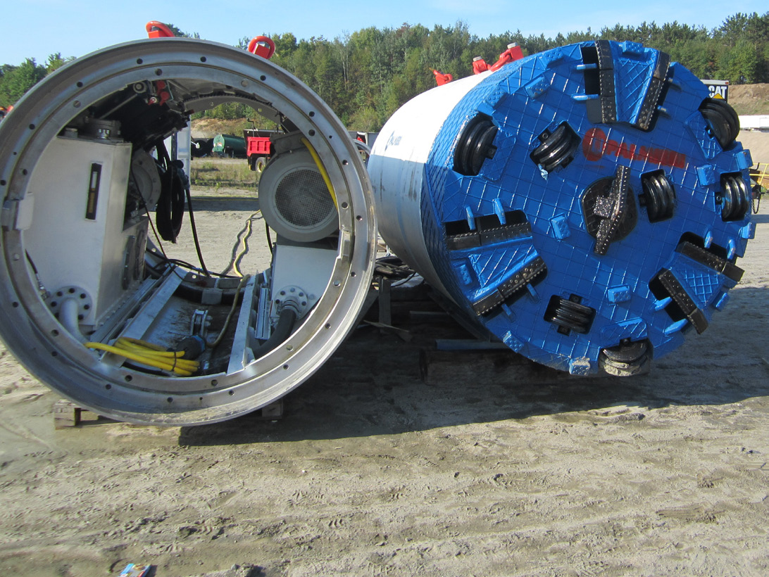 1800 mm tunnel boring machine. title=