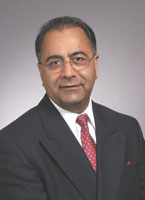 Photo of Harinder Takhar, Minister of Transportation