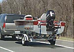 Photo of boat trailer