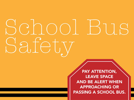 School is back! Drive with caution, focus on the road and help keep our kids safe.
