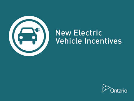 New Electric Vehicle Incentives