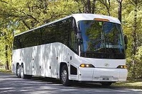 Picture of a motor coach