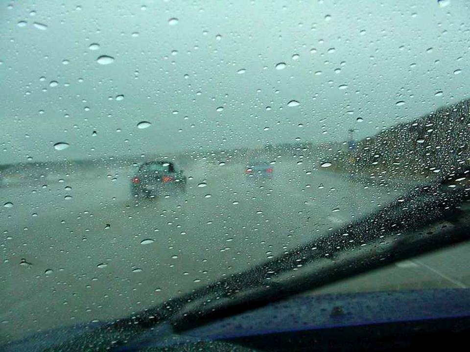 Highways During Rainfall
