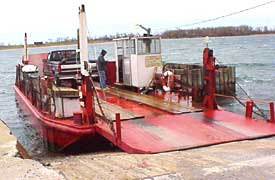Photo of Simcoe Island Ferry