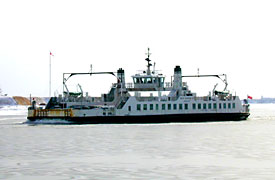 Photo of Wolfe Island Ferry