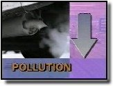 Reduced pollution