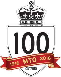 The 100th Anniversary graphic, 2015.