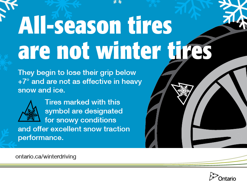 All Weather Tire >> Winter driving - be prepared, be safe!